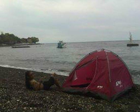 Amed Beach : :))