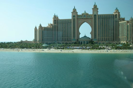 Tour Val: Atlantis sur Palm