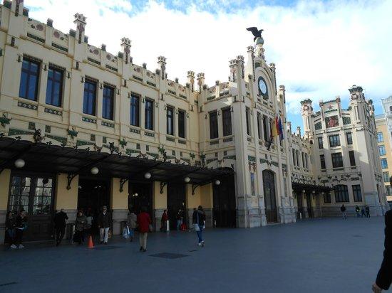 North Station : Estacio de Nord Valencia