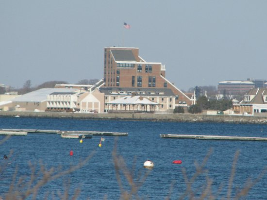 Hyatt Regency Newport : view of hotel