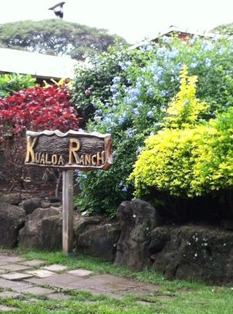 Kualoa Ranch Restaurant