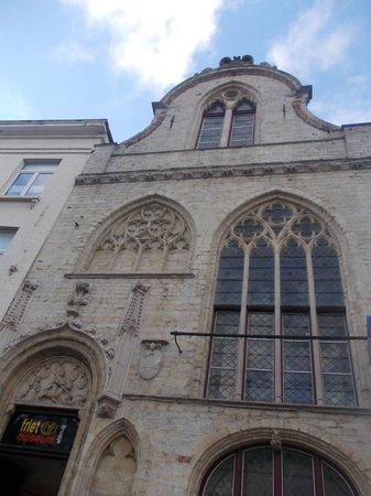 friet museum - edificio sede
