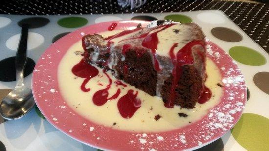 La P'tite Parlotte : Moelleux chocolat