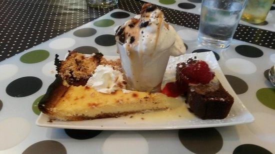 La p'tite parlotte : Assiette gourmande