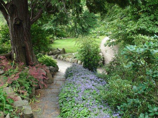 Orto Botanico (Botanisk Have): сад