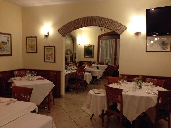 Hotel Locanda La Comacina: Sala ristorante