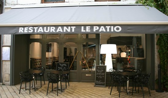Le Patio Amboise 14 Rue Nationale Restaurant Reviews Phone
