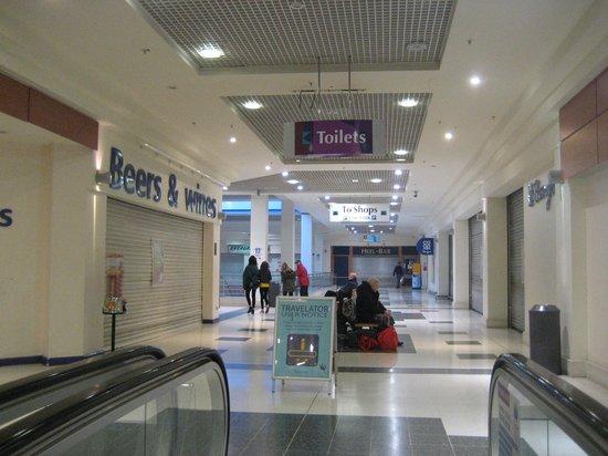 Flagship Centre: Toilets