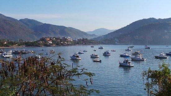 WorldMark Zihuatanejo: Superbe vue de la baie