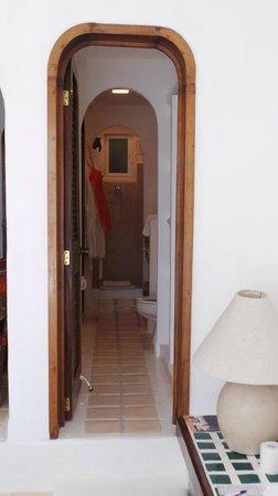 WorldMark Zihuatanejo: Accès à la salle de bain de la chambre