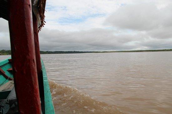 The Monkey Island: Navegando en el Amazonas