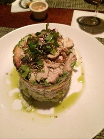 M&S Grill: Cobb Salad, yummy!