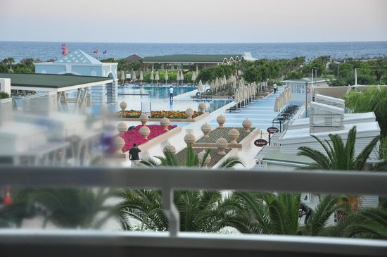Hilton Dalaman Sarigerme Resort & Spa: view from my room