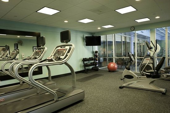 Holiday Inn Rock Island - Quad Cities: Holiday Inn Rock Island - Fitness Center