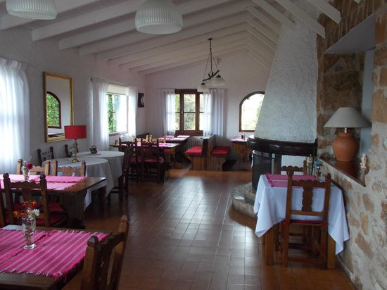 Hosteria La Domanda: Interior