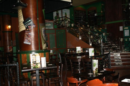 The Shamrock Irish Pub