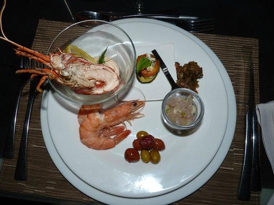 Lamantin Beach Resort & Spa : Une des entrées