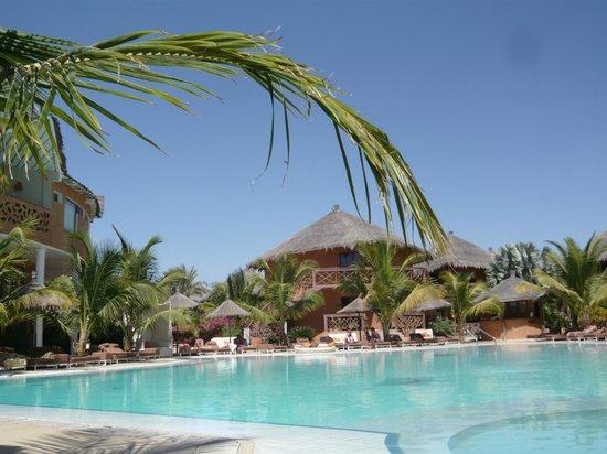 Lamantin Beach Resort & Spa : Piscine