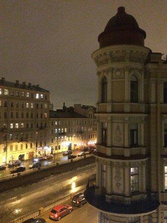 Gogol Hotel: Вид из номера
