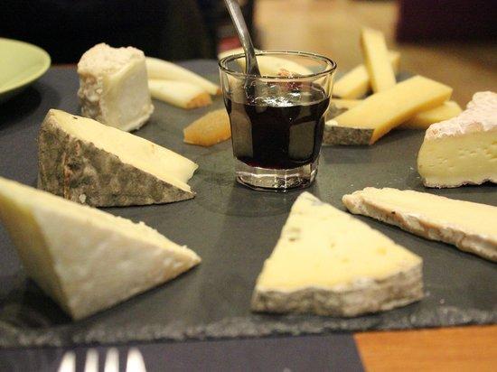 L'Affineur' Affiné : 10 cheeses