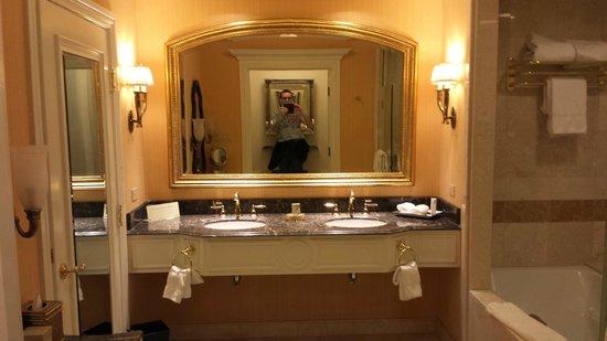 The Venetian Las Vegas: Salle de bain