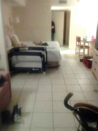 Lani Kai Island Resort : Hotel room