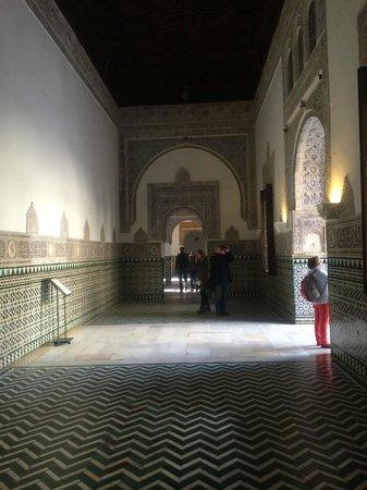 Real Alcázar: amazing spaces