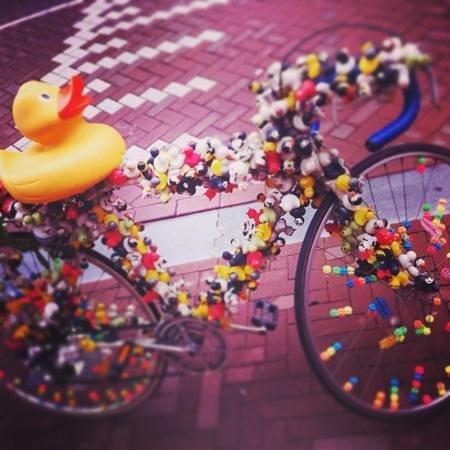 Parkview Hotel: le pays de la bicyclette