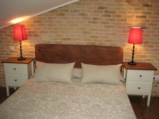 Apartamentos Turisticos Ezcaray: Dormitorio