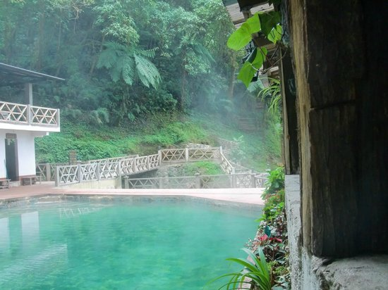 Zunil, Guatemala: thermal pool