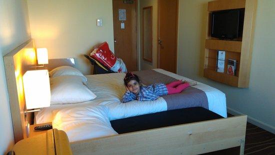 Ibis Deira City Centre : indoor view