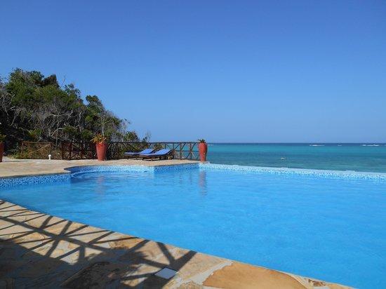Ras Michamvi Beach Resort Hotel Swimming Pool