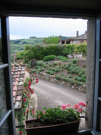 Borgo Argenina: View from Room