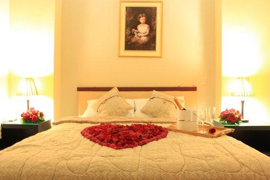 Grand Hotel Hernancor: Habitación Matrimonial