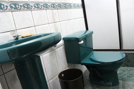 Grand Hotel Hernancor: Baño. Habitación Sencilla