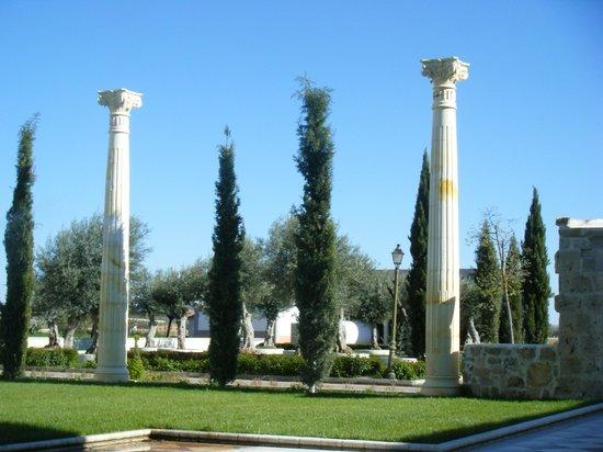 Hotel Spa Convento I: Jardines