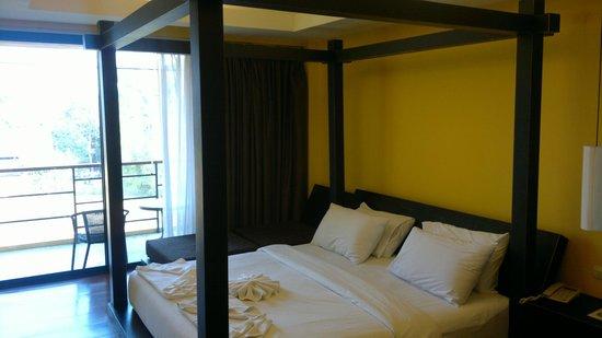 Keeree ele' Hotel: camera standard
