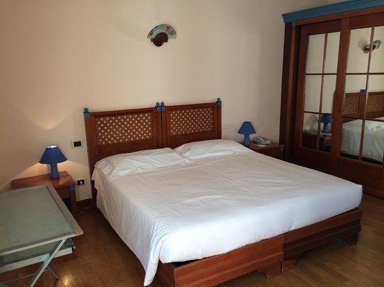 Residenza delle Citta: queen bed