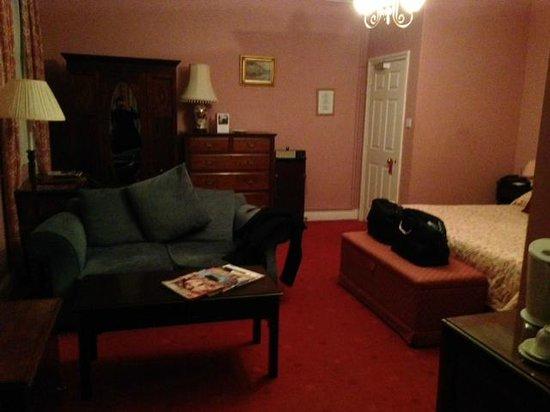 Corse Lawn House Hotel: Eldersfield Room