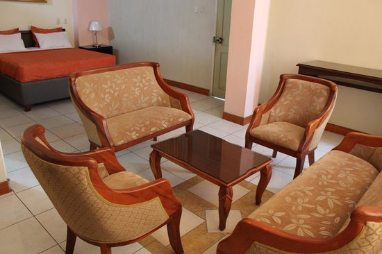 Grand Hotel Hernancor: Suite