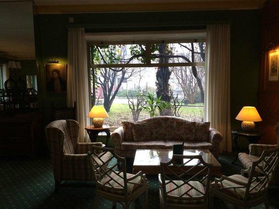 Hotel Victoria : un des salons
