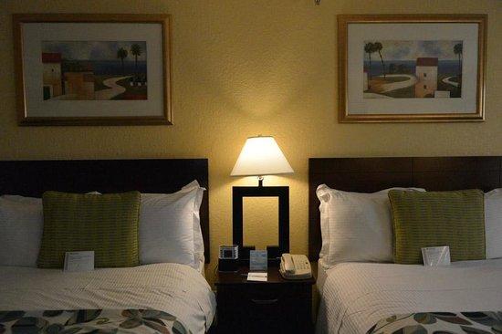 Wyndham Lake Buena Vista Disney Springs Resort Area: Descanso agradable.
