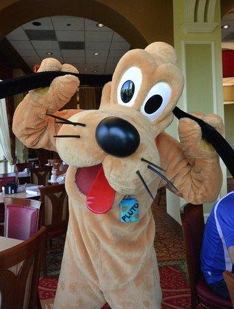 Wyndham Lake Buena Vista Disney Springs Resort Area: Desayuno con personajes.