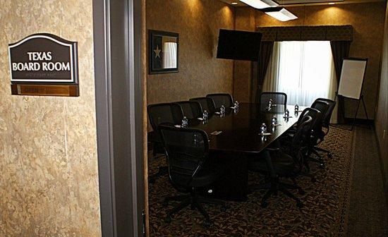 Comfort Suites Frisco: Boardroom