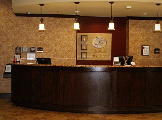 Comfort Suites Frisco: Hotel Lobby