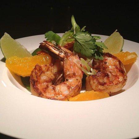 Vaudeville: Grilled Shrimp
