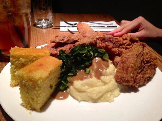 Vaudeville: Buttermilk Fried Chicken