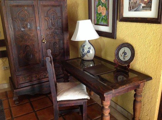 Posada de las Flores La Paz: Arredamento della camera