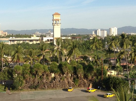 Villa del Palmar Beach Resort & Spa: Clock Tower