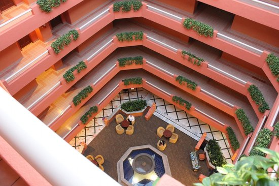 Villa del Palmar Beach Resort & Spa: Atrium